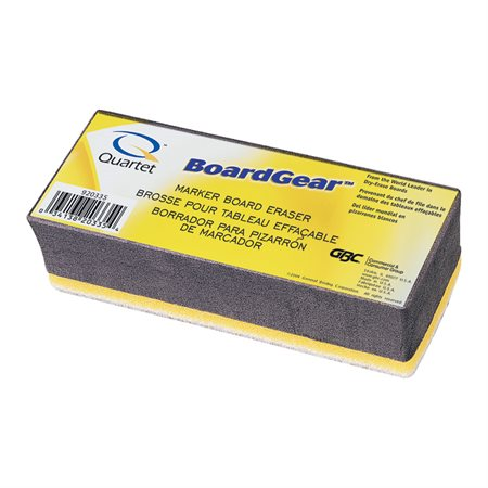 BoardGear™ Whiteboard Eraser