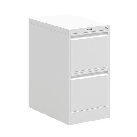 Classeur vertical à deux tiroirs – format lettre