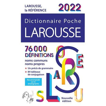 Larousse de poche 2022 Dictionary
