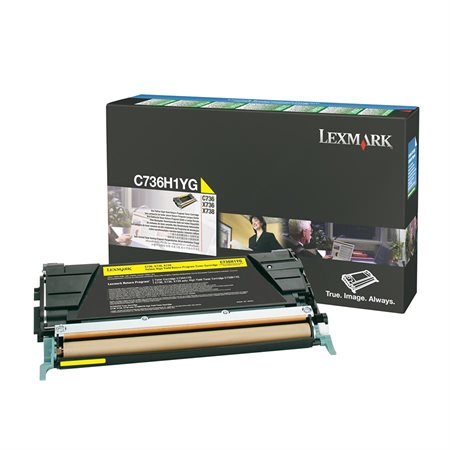 C736H1x Toner Cartridges