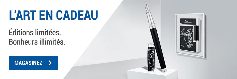 Papeterie les entreprises - Promotion ST-Dupont-FR